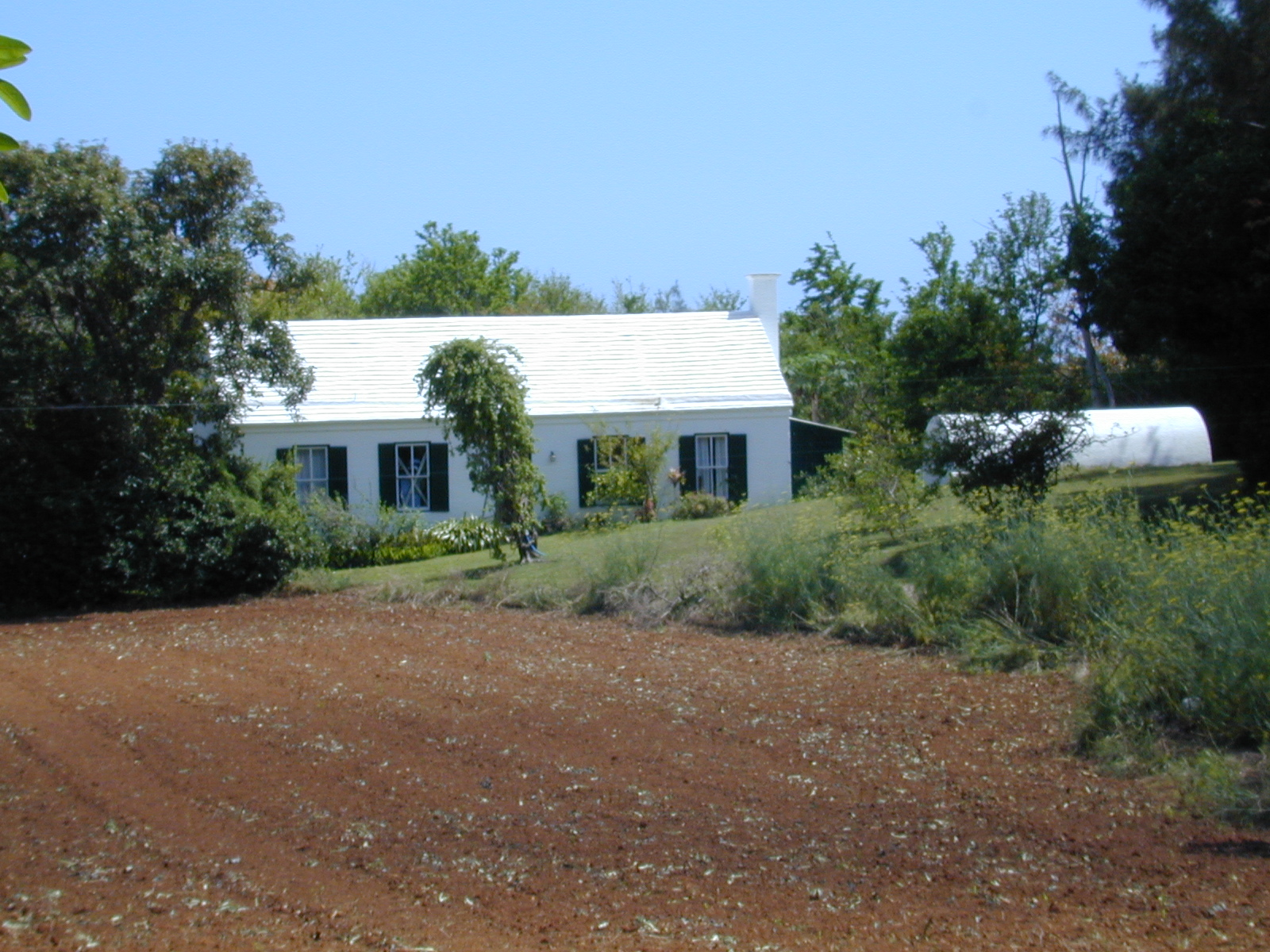 Old Bermuda Farmhouse